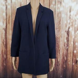 Express Cardigan L Blue